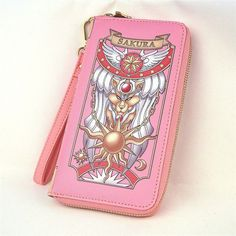 Card Captor Sakura Long Wallet