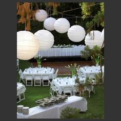 We are having our wedding in a park and reception in a hall..decorations ideas?? « Weddingbee Boards