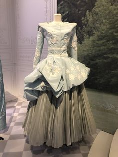 Hello everyone, So a couple of days ago I went to see he Dior exhibition at the V and A museum. V & A Museum, Dior, Victorian, Dresses, Fashion, Vestidos, Moda, Dior Couture, Fashion Styles