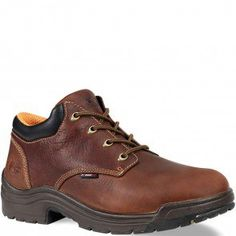 047028210 Timberland PRO Men's TiTAN Safety Shoes - Brown www.bootbay.com