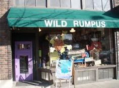 Wild Rumpus Bookstore Linden HIlls Neighborhood.
