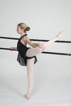 Attitude stretch - Tracy Wicklund