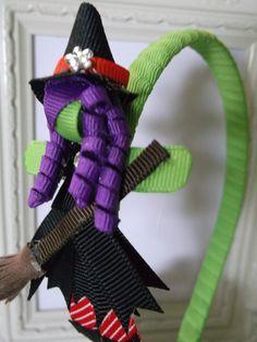 Bruja cinta escultura diadema. Diadema de por creationslove en Etsy, $7.00