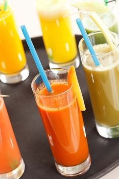 Interested in Cleansing? Smoothie Recipes for Detox and Cleanse by ZaraFee