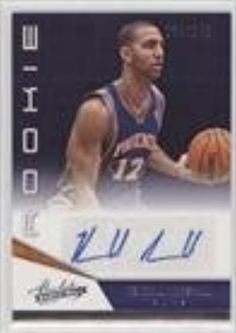Kendall Marshall #234/249 (Basketball Card) 2012-13 Absolute #207 - Brought to you by Avarsha.com