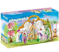 PLAYMOBIL Fairies - Take along Unicorn Fairy Land - 5208