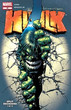Pop Culture Art - The Incredible Hulk by Mike Deodato Jr colours by Hermes Tadeu Marvel Comics, Arte Dc Comics, Marvel Heroes, Marvel Avengers, Marvel Fan, Comic Book Artists, Comic Book Characters, Comic Character, Comic Books