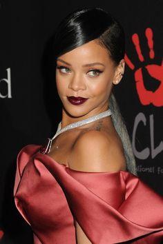 Rihanna's Diamond Ball Zac Posen + Chopard
