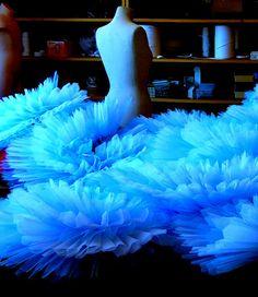 """tutu. royal new zealand ballet costume department. """"0.0"""" ooooooooooo pretty..."""
