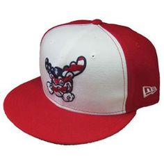 Wilmington Blue Rocks Stars & Stripes Rocky Fitted Cap