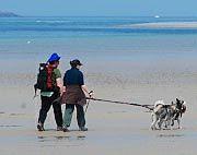 Walk Islay links