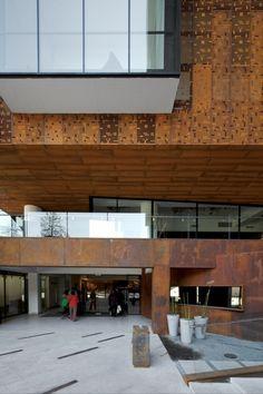 Gabriela Mistral Cultural Center – Cristian Fernandez Arquitectos, Lateral Arquitectura & Diseño