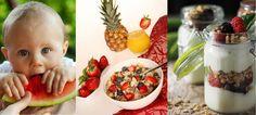 Os 15 (super) alimentos para bebés e crianças   SAPO Lifestyle