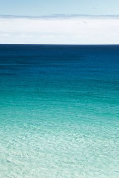 Turquoise waters...YES please. Reminds me of Grand Cayman!