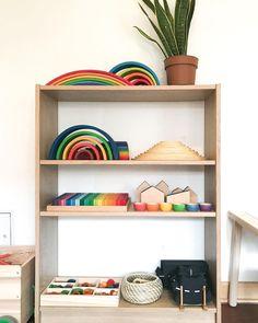 Children's Toys, Kids Toys, Toy Storage, Storage Ideas, Toy Shelves, Shelfie, Pre School, Playroom, Bookcase