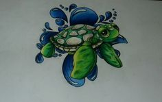 perfect turtle to get for my baby boy since he likes turtle!