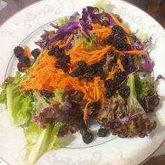 Salada, minha..