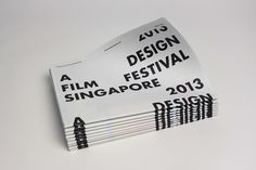Guide to A Design Film Festival 2013 by Anonymous, via Behance