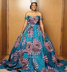 ankara stil These Ankara Styles Will Make You Look Royal AF . Ankara Dress Designs, Ankara Dress Styles, Ankara Gowns, African Print Dresses, African Print Fashion, African Fashion Dresses, African Dress, Ankara Fashion, Africa Fashion