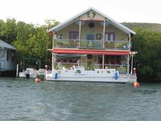 Floating House, La Parguera