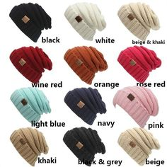 Fashionable baseball hat, trendy beach hats, wearing beanie hats for men provided by can make you the spot center of the street! Pick up the 2017 new men women hat cc trendy warm oversized chunky soft oversized cable knit slouchy beanie 12 color you love! Girl Beanie, Cc Beanie, Slouchy Beanie, Beanie Hats, Cc Hats, Skull Cap Beanie, Warm Winter Hats, Winter Beanies, Winter Caps