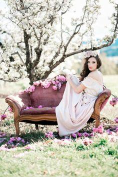 Romantic Blush Wedding Inspiration - Bajan Wed : Bajan Wed