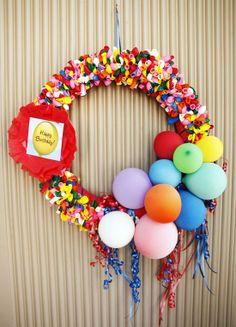 globos decoracion | ... con Globos para Fiestas Infantiles : Fiestas Infantiles Decoracion