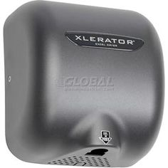 Xlerator® Hand Dryer. I would totally get this and mount it high enough to stand under so i could dry hair hands free.