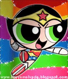 Powerpuff Girls Buttercup | Powerpuff Girls Blinkies Buttercup