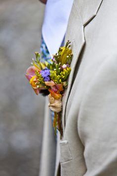 lovely buttonhole.