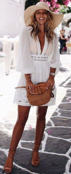 c98fbdbb828b1f Die Schöne Kleidung für Weiße Kleider Sommer