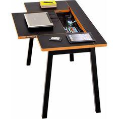 Functional Desks modern espresso desk | for g | pinterest | espresso, desks and modern