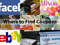 9 Sources for Grocery Coupons