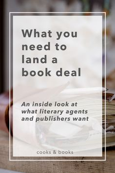 I always get a lot of questions from bloggers who want to write books and other aspiring authors about how big their author platform should be before they publish a book So, I thought I'd give some insight into what exactly Literary Agents and publishers look for. Here's the official explainer on what you need to get that game-changing book deal!