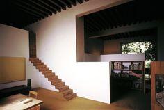 Luis Barragán | Casa Barragán | Tacubaya, Mexico DF; Mexico | 1949