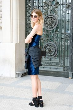 Street Style: Fall 2013 Couture