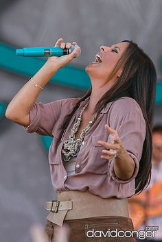 Sara Evans at The Gorge Amphitheatre. #Music #Country #Watershed