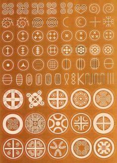Textile Pattern Design, Textile Patterns, Arabesque, Ancient Tattoo, Design Art Drawing, Symbols And Meanings, Ancient Symbols, Pottery Designs, Pottery Painting