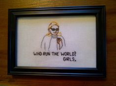 Hillary Clinton 2016 Swag - Needlepoint!!!!