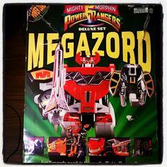#OriginalMegazord Power Rangers Toys, Mighty Morphin Power Rangers, Tyrannosaurus, Sports And Politics, The Originals, Instagram Posts, Ebay