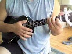 ukulele strumming