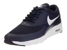 Nike Women s Air Max Thea Obsidian White Running Shoe 10 Women US - http  88a7fd5e9098b