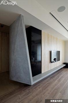 【線性美學】在開敞空間中引導出延展氣勢 裝修秘笈 | 愛設計A+Design線上誌 - 室內設計平台