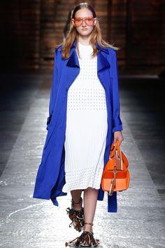 Emilio Pucci Spring 2016 Ready-to-Wear Fashion Show - Zuzu Tadeushuk
