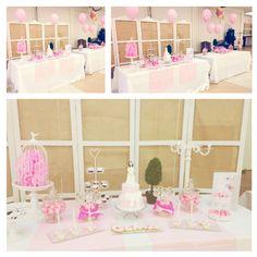 Primera comunión #event #sweet #girl #pink #eventos #salondelmar #emotivaeventos #malaga