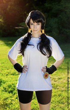 Videl - Dragon Ball by EnjiNight.deviantart.com