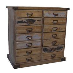 Förvara byrå 8 lådor | Chilli.se