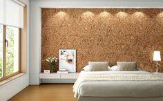 Cortiça na decoração, aprenda a usar o material simples que pode ser aplicado em diversas formas e vários ambientes da casa.