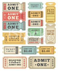 Choose from 60 top Movie Ticket stock illustrations from iStock. Find high-quality royalty-free vector images that you won't find anywhere else. Journal Stickers, Journal Cards, Junk Journal, Printable Stickers, Cute Stickers, Facebook Christmas Cover Photos, Scrapbook Paper, Scrapbooking, Cluedo