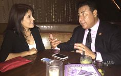 Keeping it Real with John Quiñones -- what an inspiring story!!!